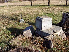 Kreuz vor der Reparatur, 2.11.2003