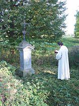 Posvěcení kříže - 15.10.2005