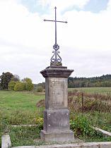 Kreuz am alten Weg - 11.10.2003