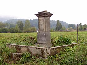 Kreuz vor der Reparatur, 4.10.2003