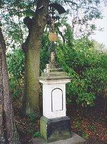 Kříž u silnice do Lindavy