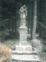 Statue des hl. Johann v. Nepomuk - 2000
