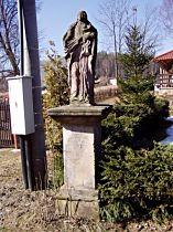 Socha Panny Marie - 23.3.2003