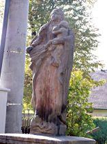 Opravená socha - 11.10.2003