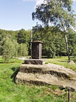 Kříž po opravě, 26.8.2005