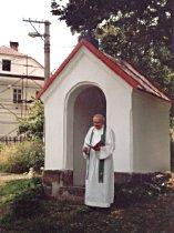 Svěcení kapličky, 29.7.2001