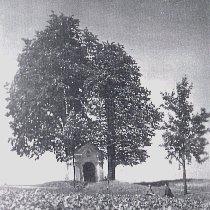Knäspelova kaple před zničením