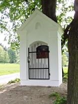 Knäspelova kaple, jaro 2008