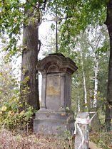 Kreuz an der Strasse nach Cvikov - 15.10.2006