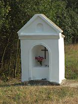 Reparierte Kapelle, 8.8.2004