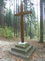 Stav kříže v roce 2005
