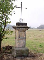 Kříž na okraji Tanečku - 3.10.2004