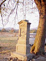 Kreuz hinter dem Motorest - 18.10.2003