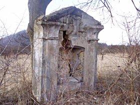 Kapelle vor der Reparatur, 15.3.2003