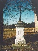 Stav kříže před rokem 2002