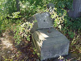 Kreuz vor der Reparatur, 8.8.2003