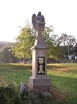 Denkmal der Gefallenen des 1. Weltkrieges - 1.10.2009