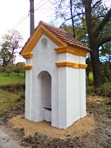 Kaplička pod Velenickým kopcem - 2011