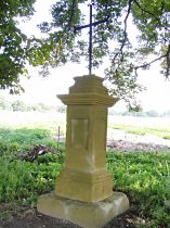 Kříž pod kaštany - 21.8.2005