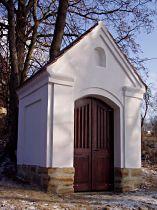 Kapelle in der Einschicht Karasy - 26.11.2005