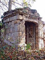 Kapelle vor der Reparatur, 22.10.2003