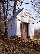 Reparierte Kapelle, 26.11.2005