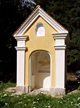 Teichgräberova kaple - srpen 2007