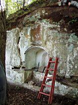 Začátek opravy, 2.10.2004