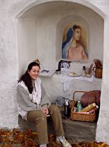 Malování obrazu, 30.10.2004
