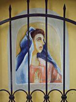 Obraz Panny Marie, 28.7.2005