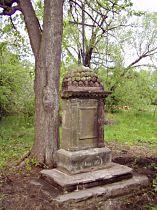 Grosses Kreuz im Dorf - 16.5.2004