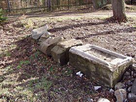 Kreuz vor der Reparatur, 21.3.2004