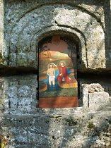 Obraz sv. Jana Křtitele ve Ždíreckém dolu - 1.4.2007