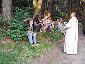Požehnání kříže, 24.6.2005