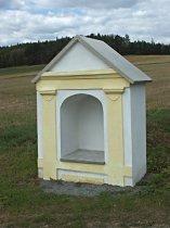 Opravená kaplička - 5.9.2004