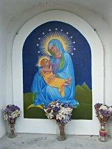 Nový obrázek Panny Marie Deštné, 23.12.2008